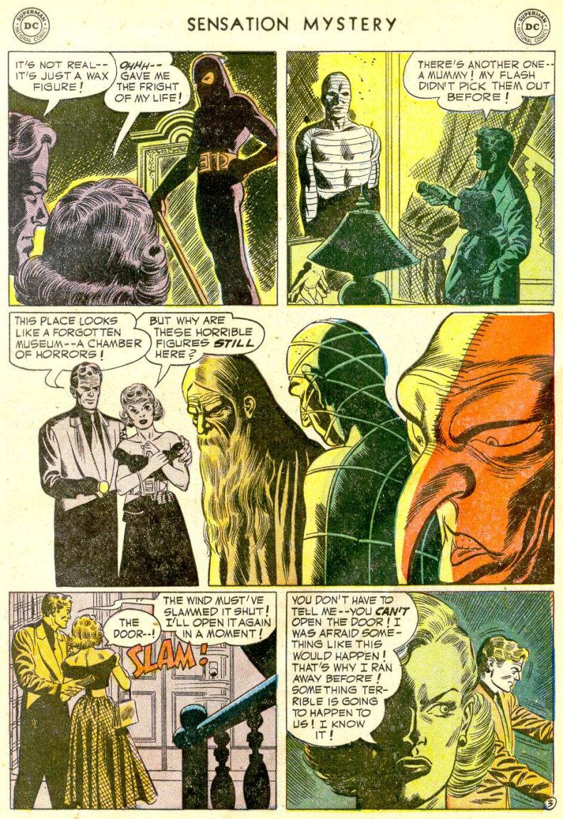 Read online Sensation (Mystery) Comics comic -  Issue #112 - 5