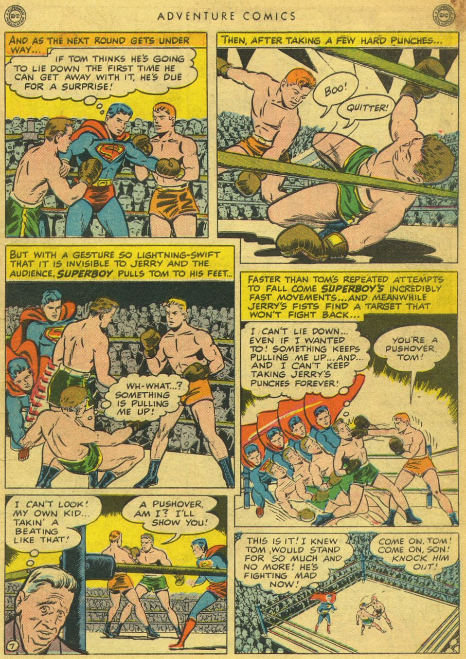 Read online Adventure Comics (1938) comic -  Issue #134 - 11