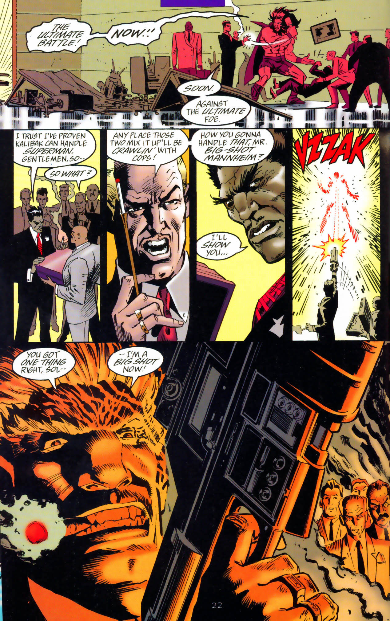 Read online Adventures of Superman (1987) comic -  Issue #Adventures of Superman (1987) _Annual 7 - 23
