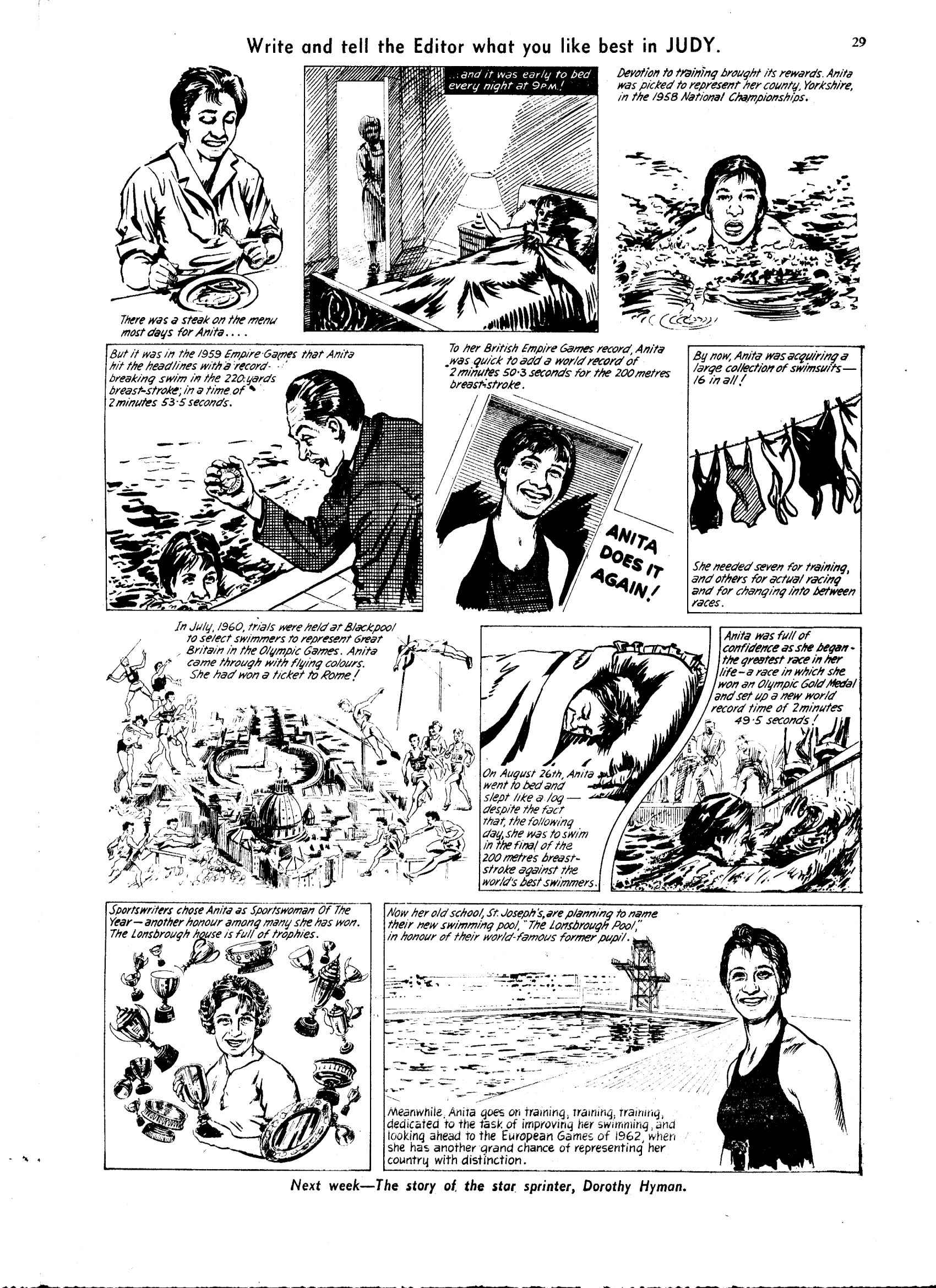 Read online Judy comic -  Issue #60 - 29