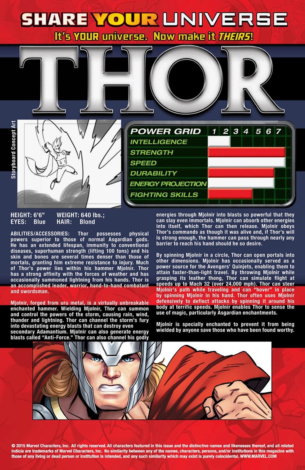 Read online Marvel Universe Avengers Assemble Season 2 comic -  Issue #7 - 30
