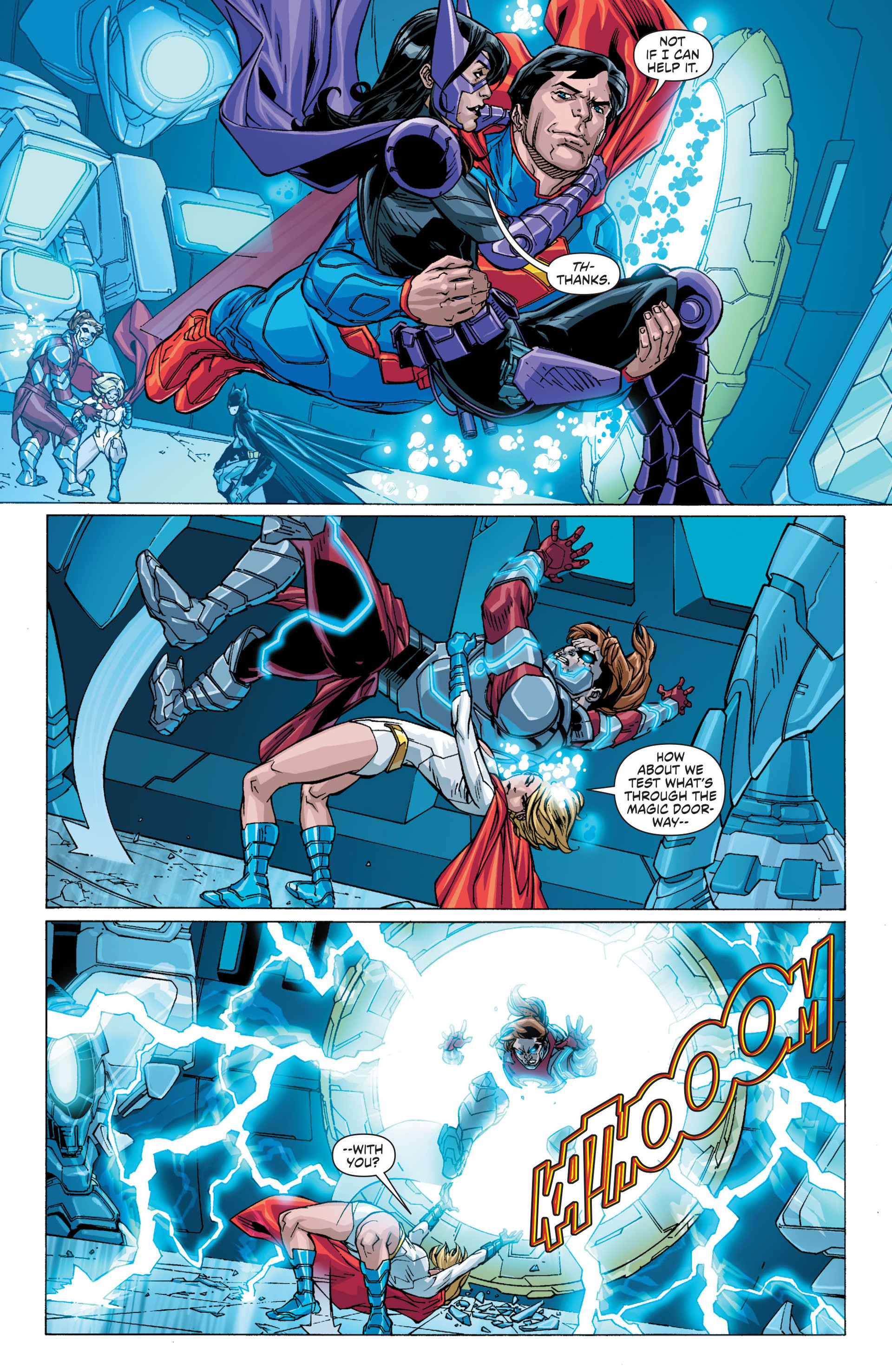 Read online Worlds' Finest comic -  Issue #21 - 7