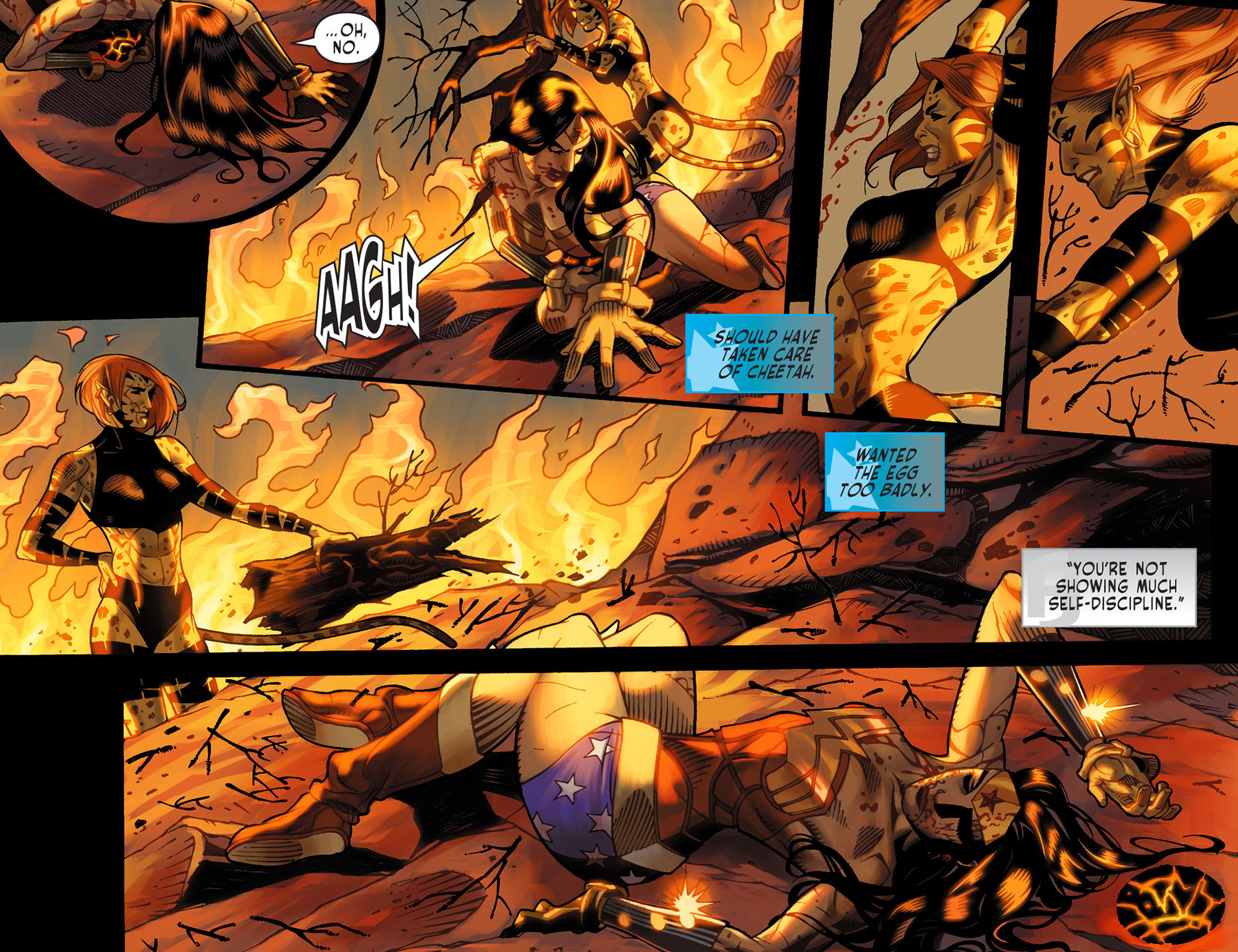 Read online Sensation Comics Featuring Wonder Woman comic -  Issue #13 - 8