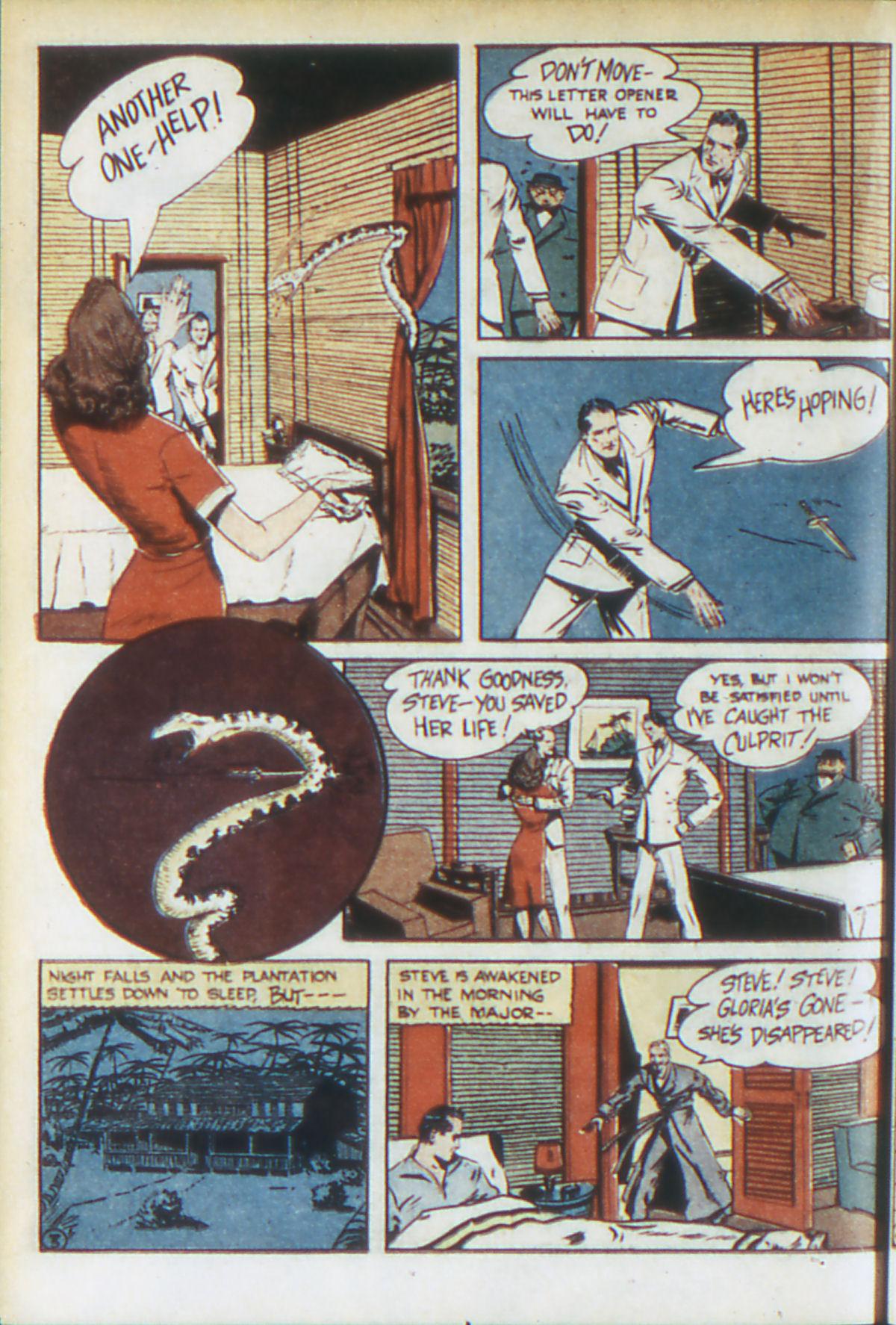 Read online Adventure Comics (1938) comic -  Issue #64 - 27