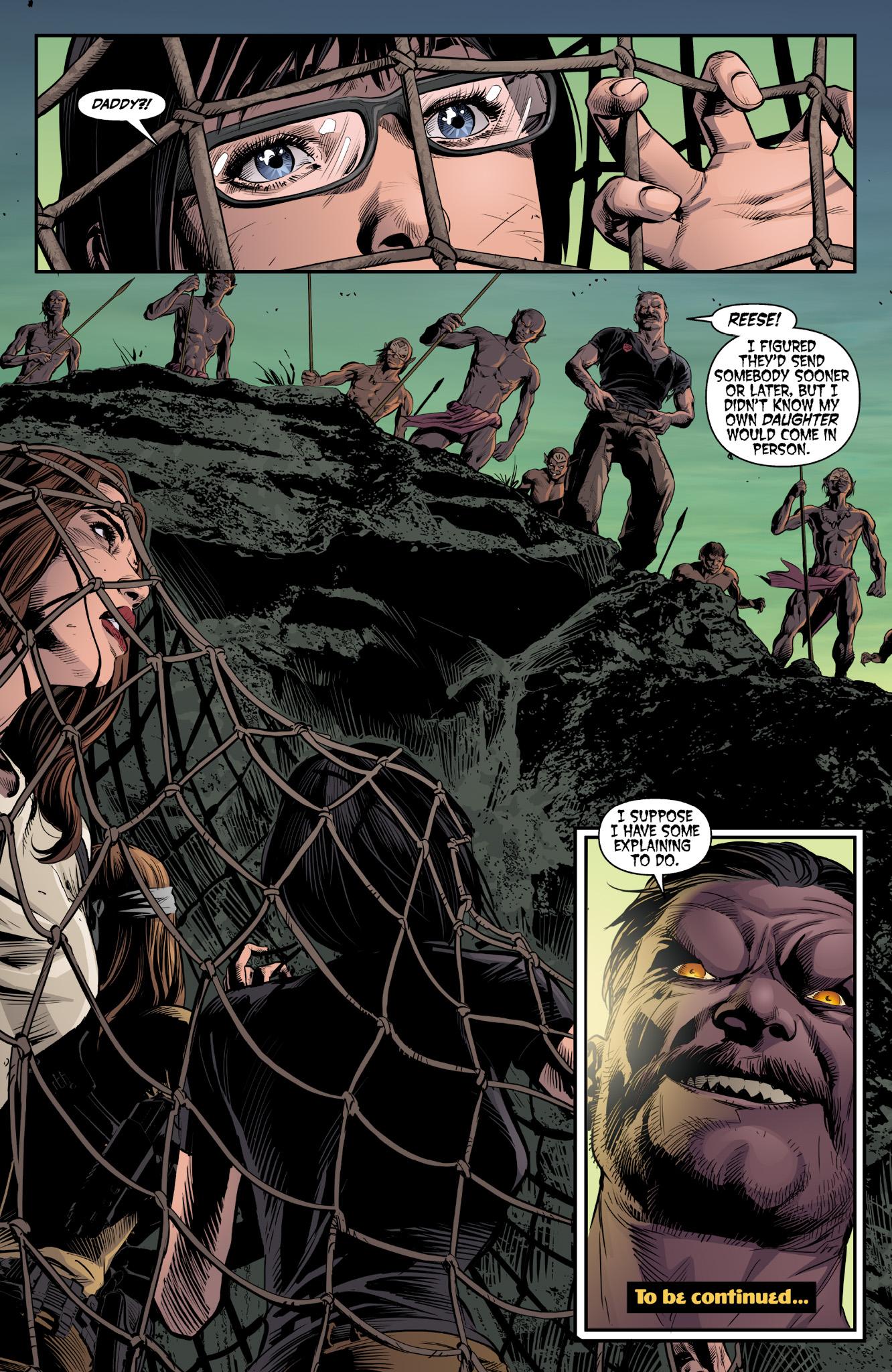 Read online Angel & Faith Season 10 comic -  Issue #9 - 24