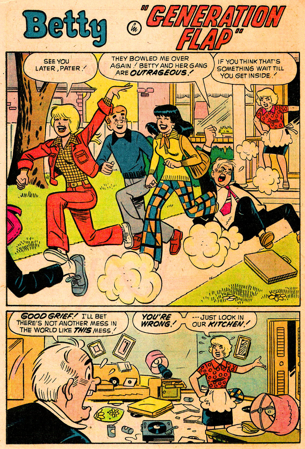 Read online Archie's Girls Betty and Veronica comic -  Issue #222 - 20