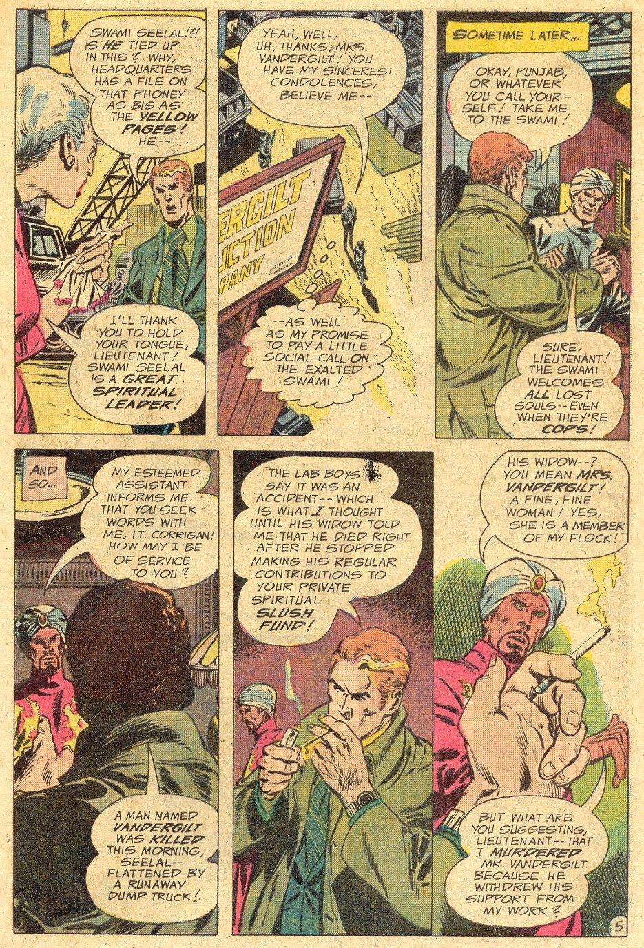 Read online Adventure Comics (1938) comic -  Issue #433 - 7