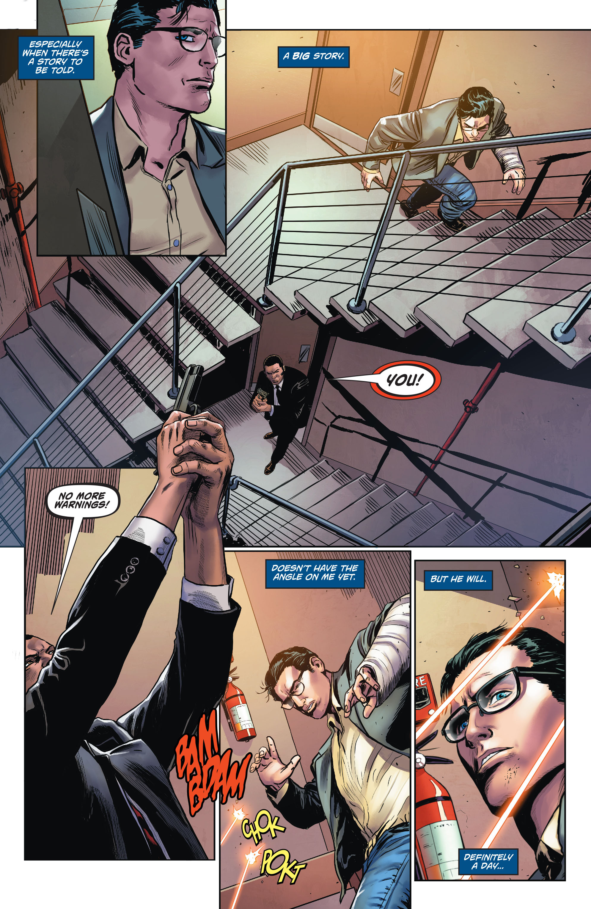 Read online Action Comics (2016) comic -  Issue #963 - 6