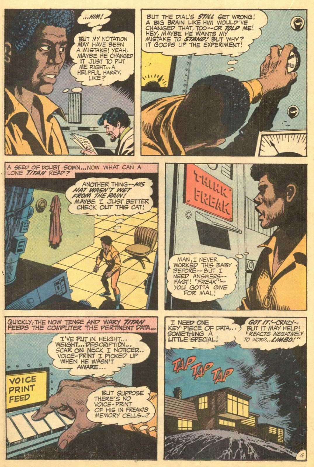 Teen Titans (1966) issue 35 - Page 24