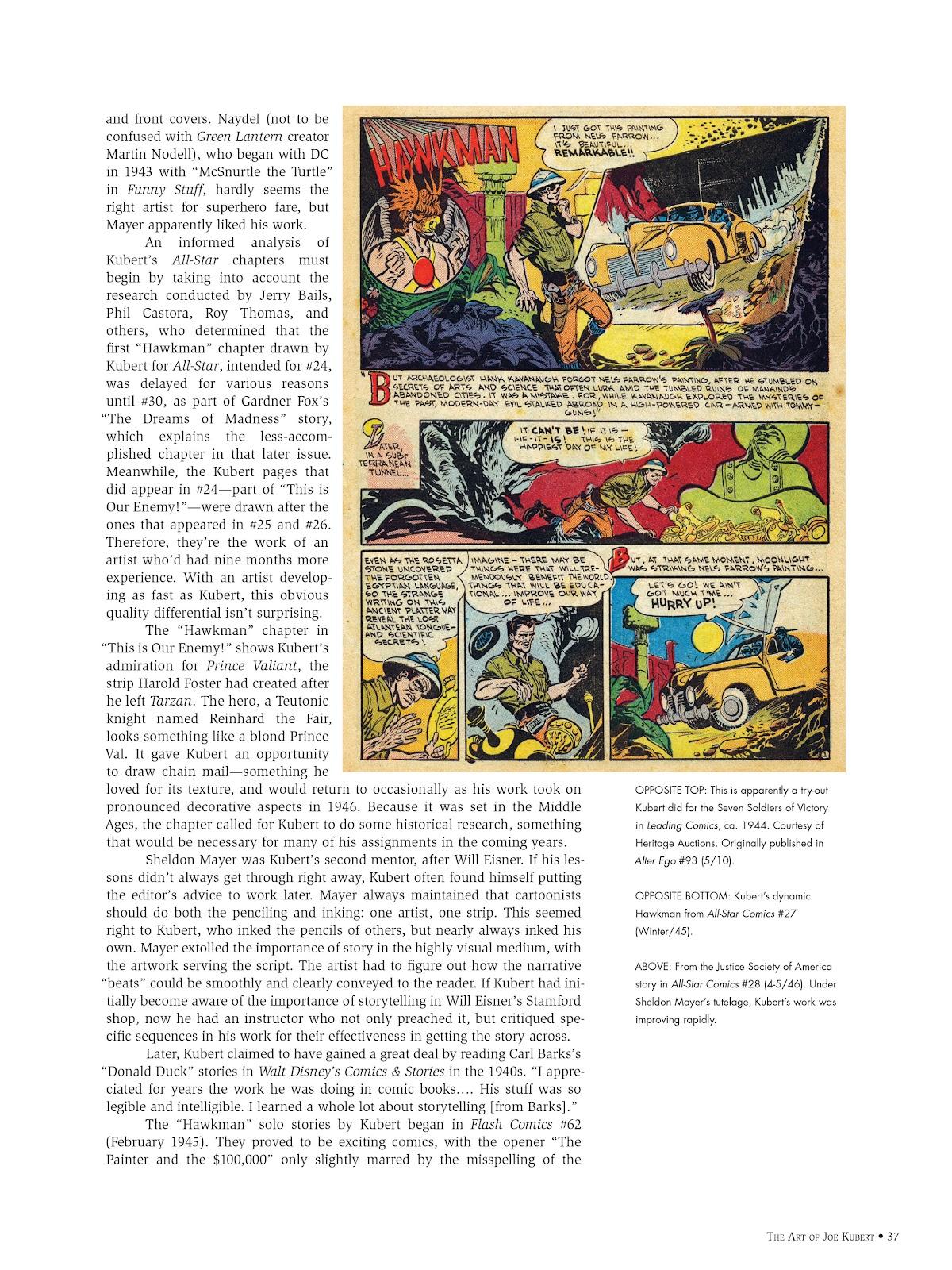 Read online The Art of Joe Kubert comic -  Issue # TPB (Part 1) - 36