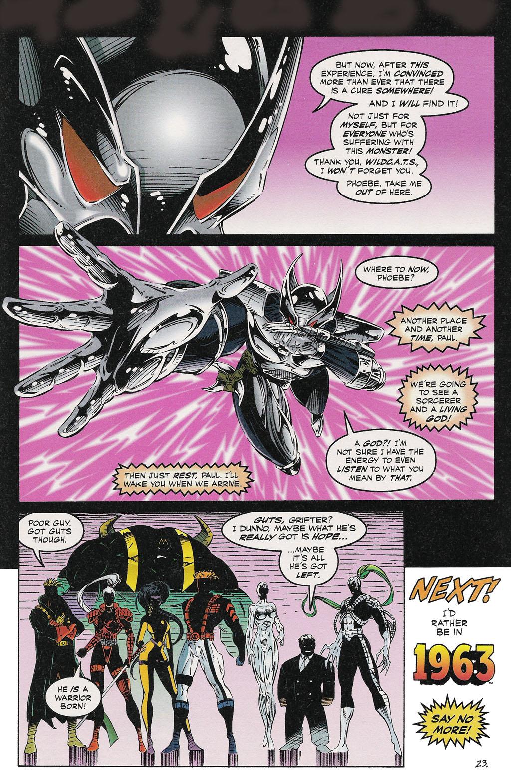 Read online ShadowHawk comic -  Issue #13 - 20