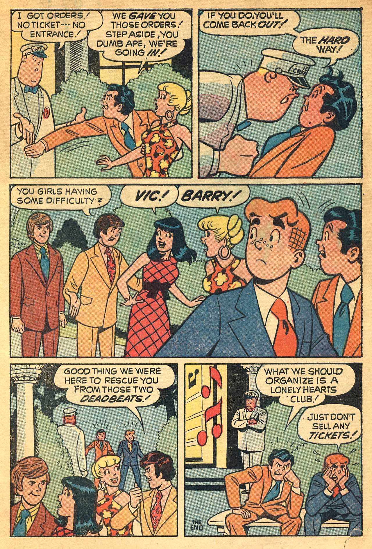 Read online Archie (1960) comic -  Issue #224 - 33