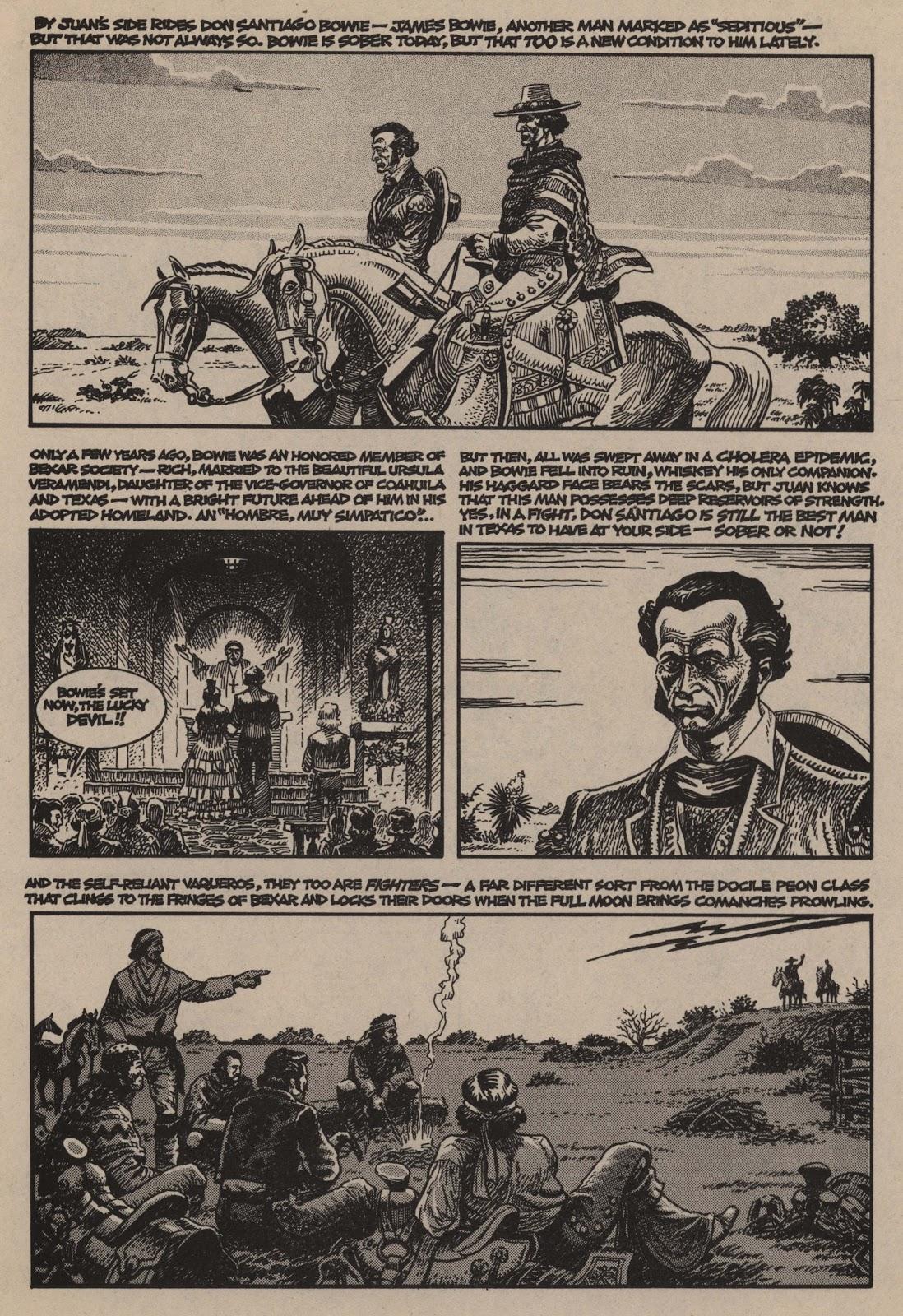 Recuerden el Alamo issue Full - Page 21