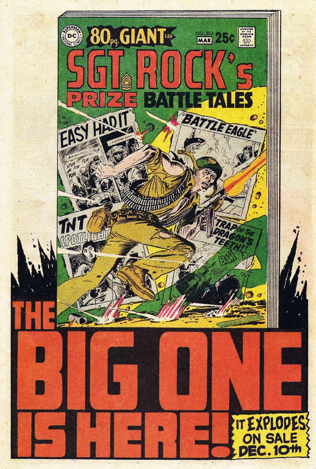 Read online Adventure Comics (1938) comic -  Issue #377 - 25