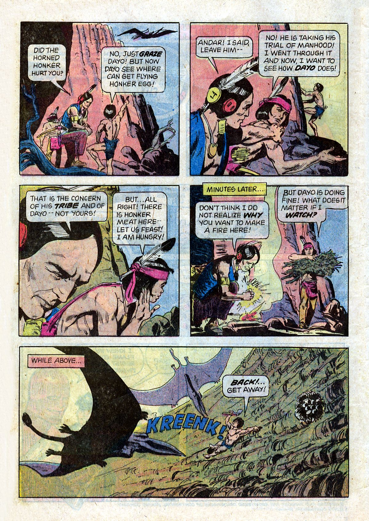 Read online Turok, Son of Stone comic -  Issue #124 - 8