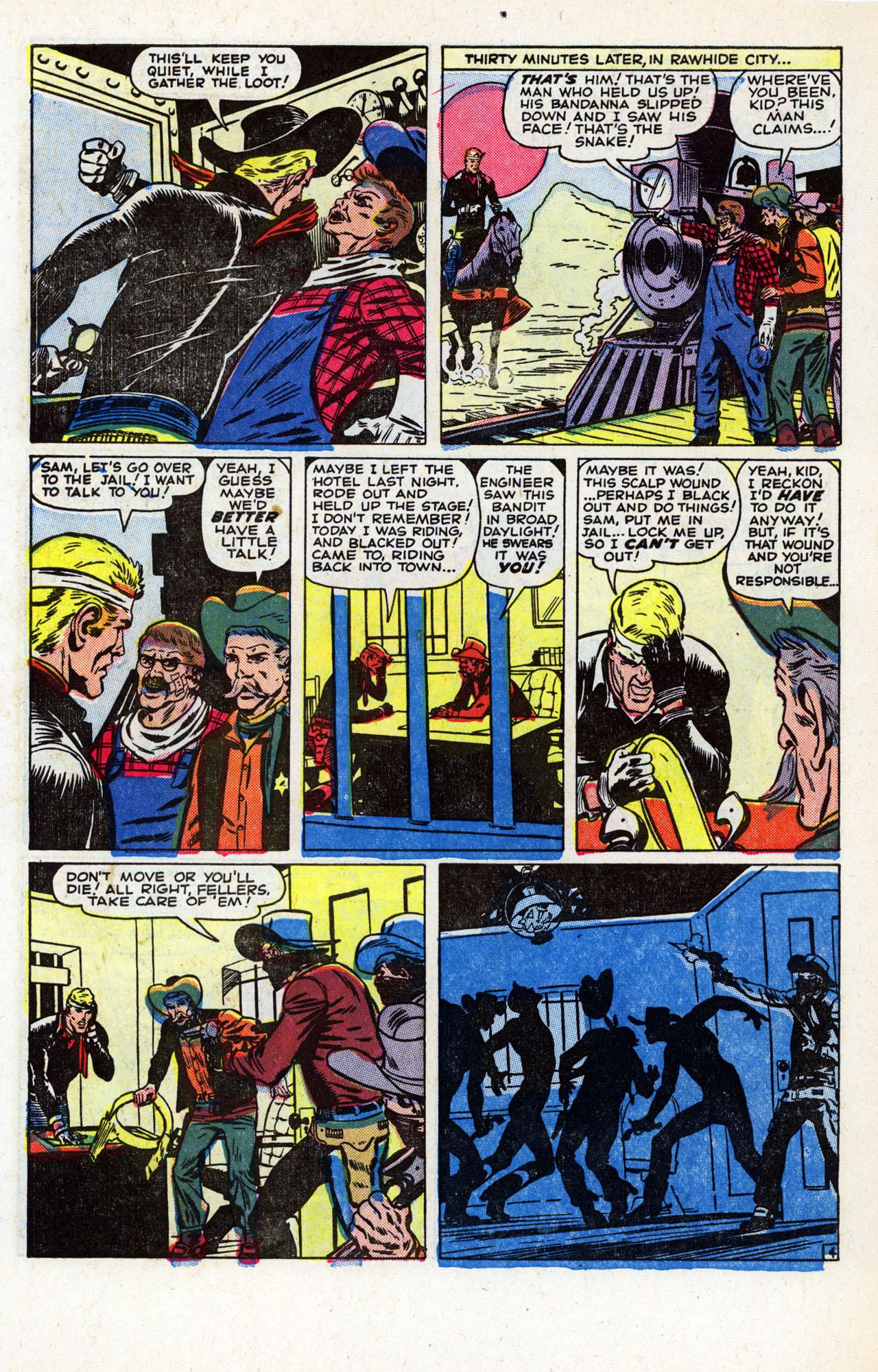 Read online Two-Gun Kid comic -  Issue #23 - 6