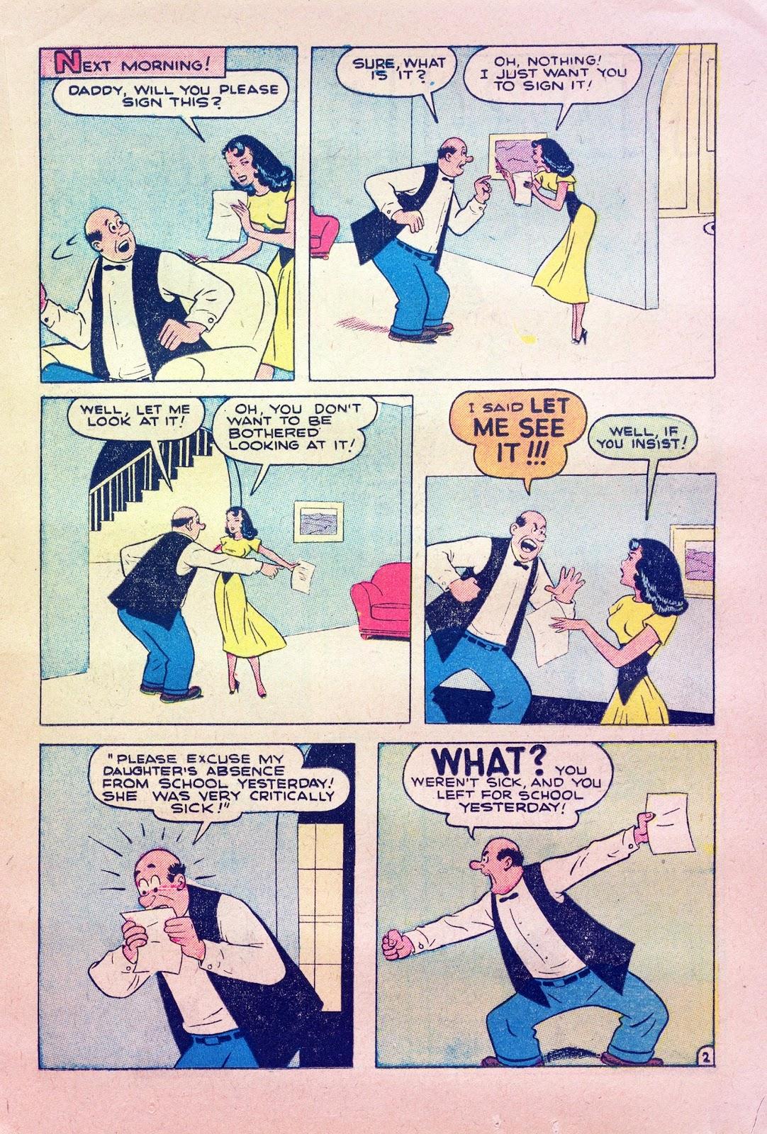 Read online Joker Comics comic -  Issue #41 - 33