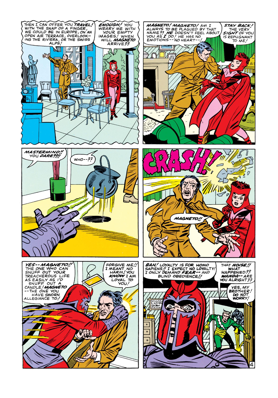 Uncanny X-Men (1963) 7 Page 4