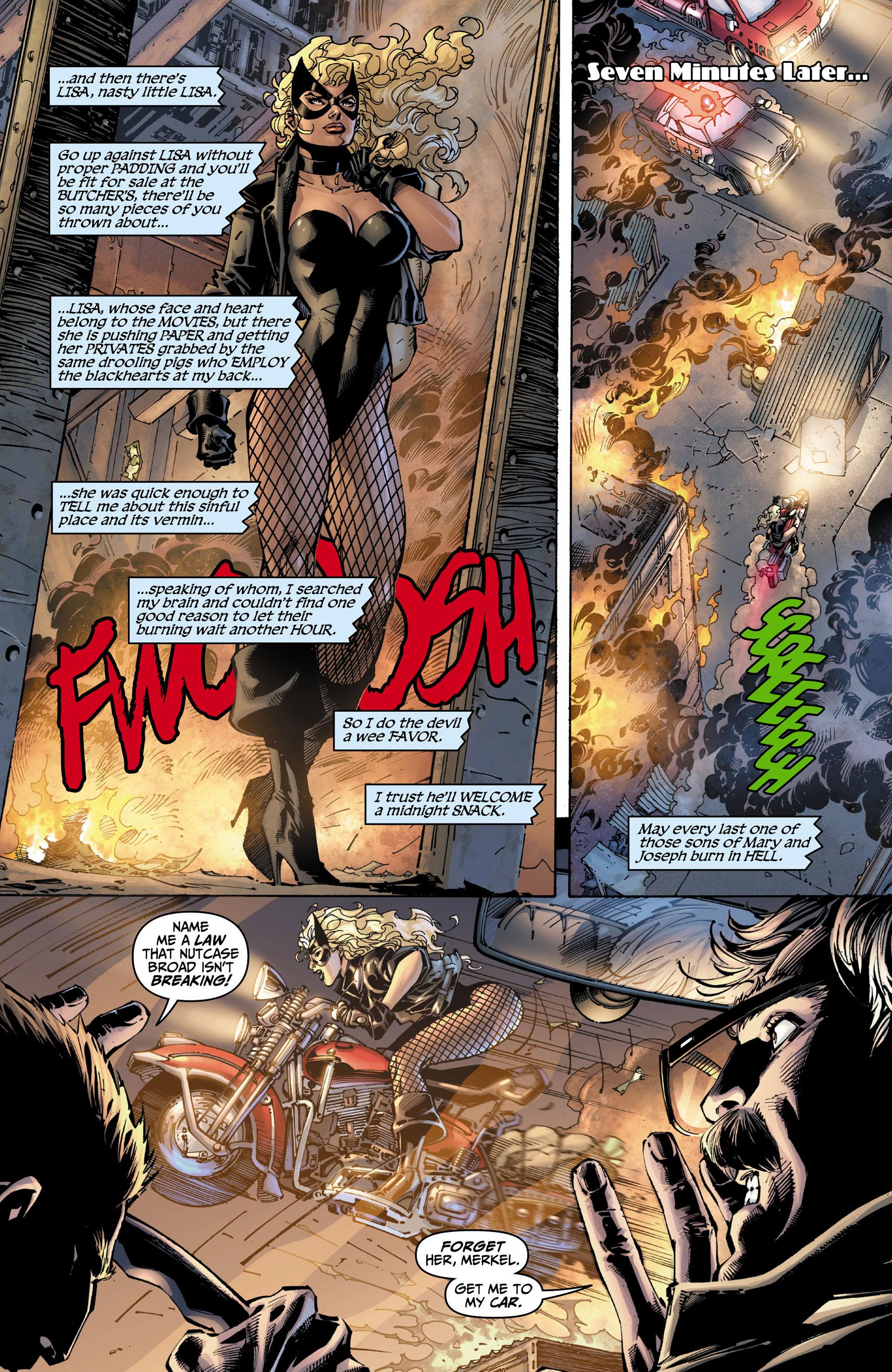 Read online All Star Batman & Robin, The Boy Wonder comic -  Issue #10 - 17