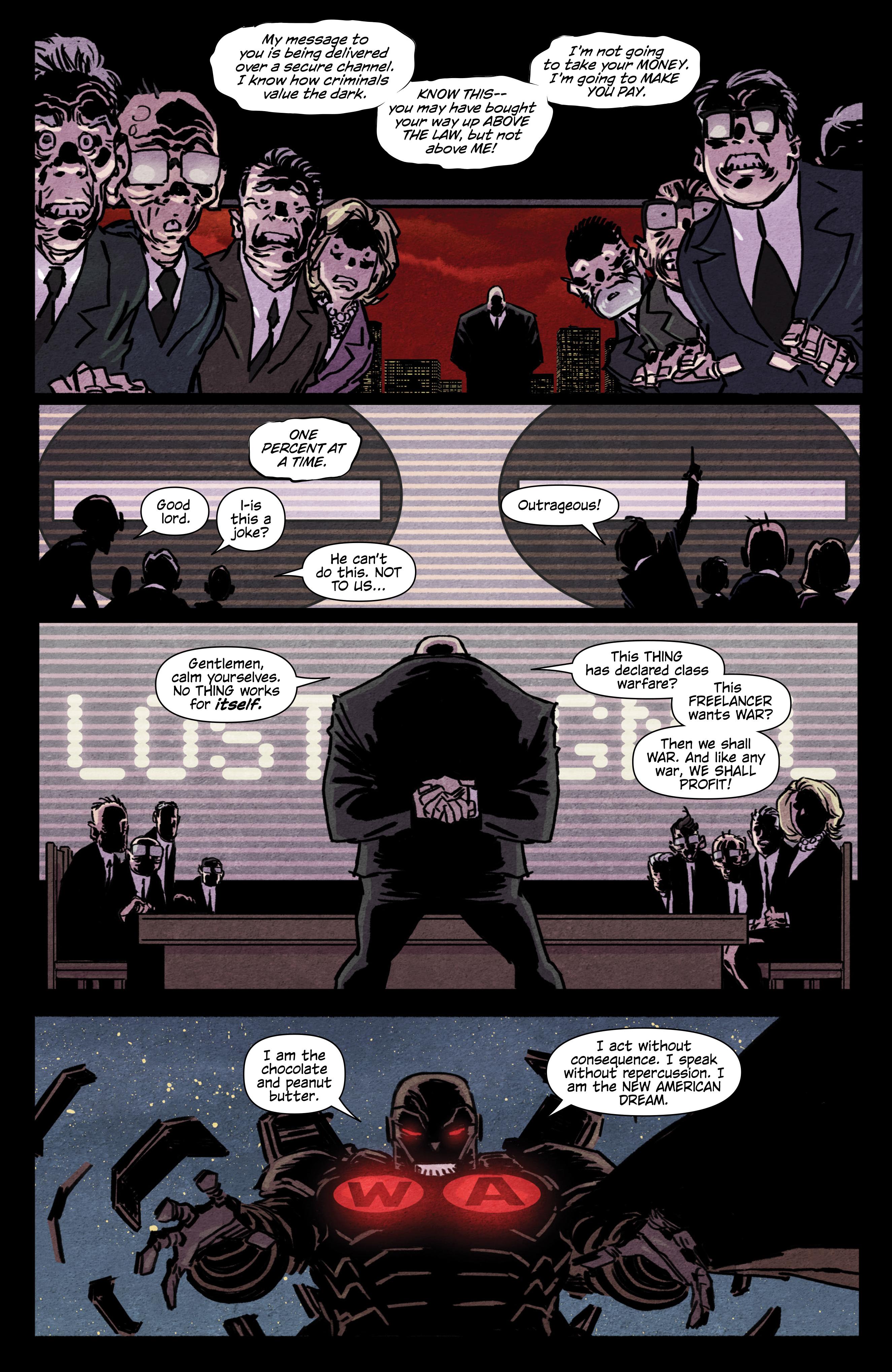 Read online Renato Jones, Season 2: Freelancer comic -  Issue #1 - 5
