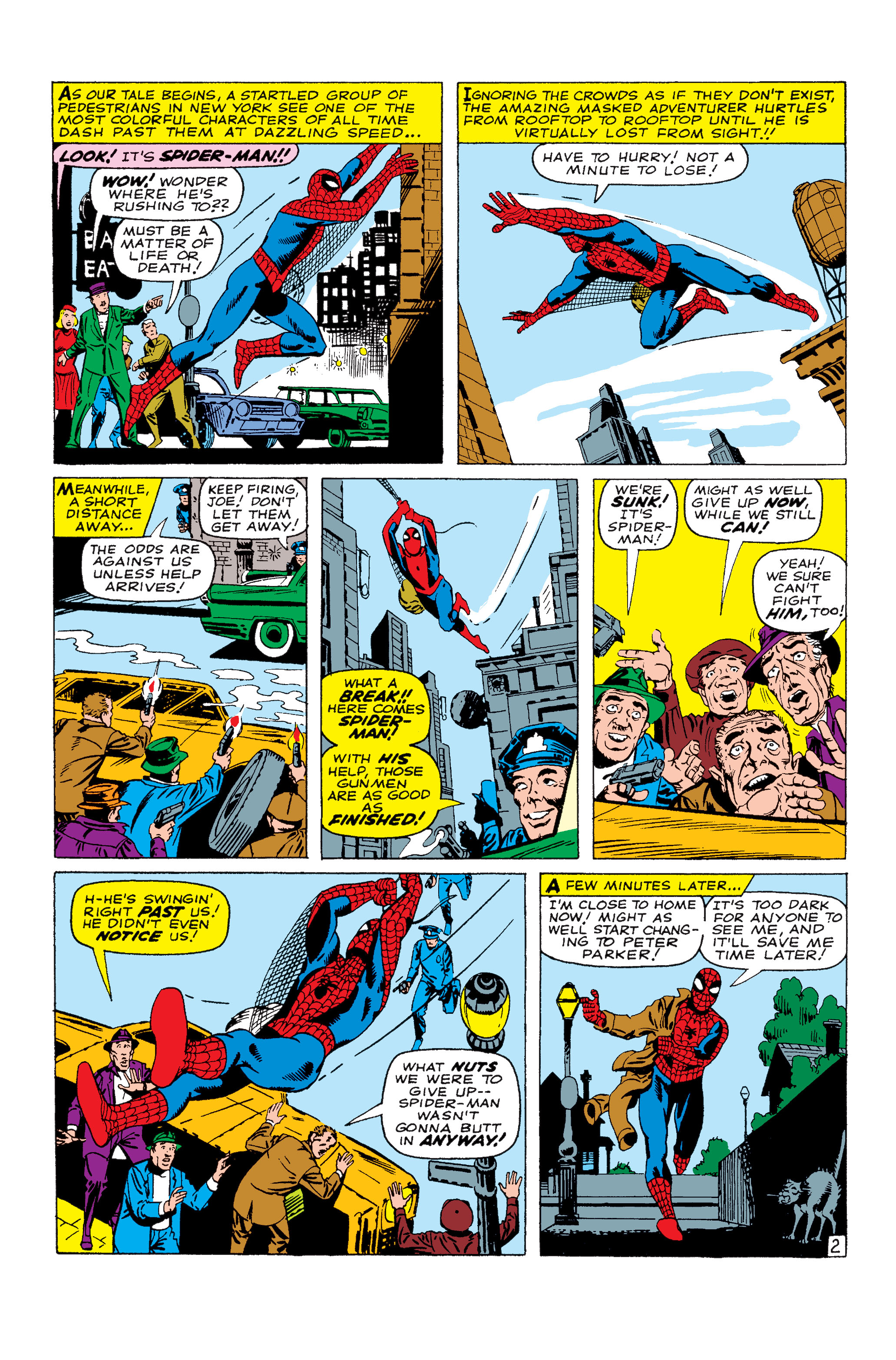 The Amazing Spider-Man (1963) 9 Page 2