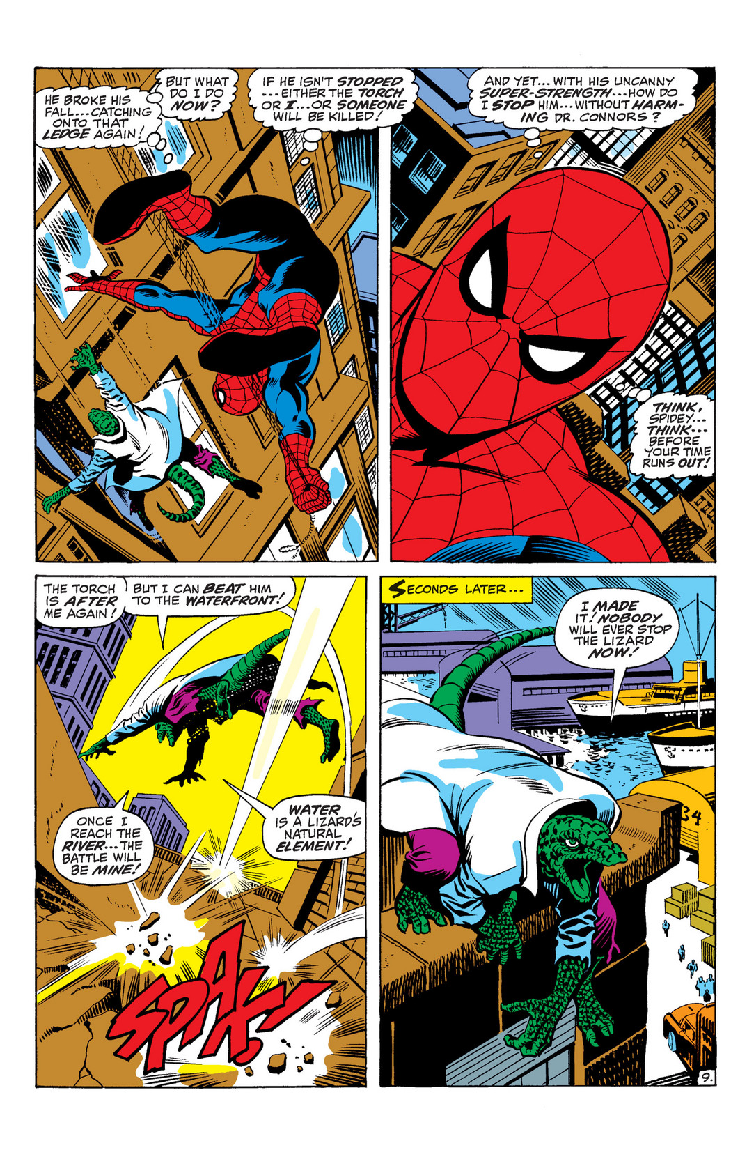The Amazing Spider-Man (1963) 77 Page 9