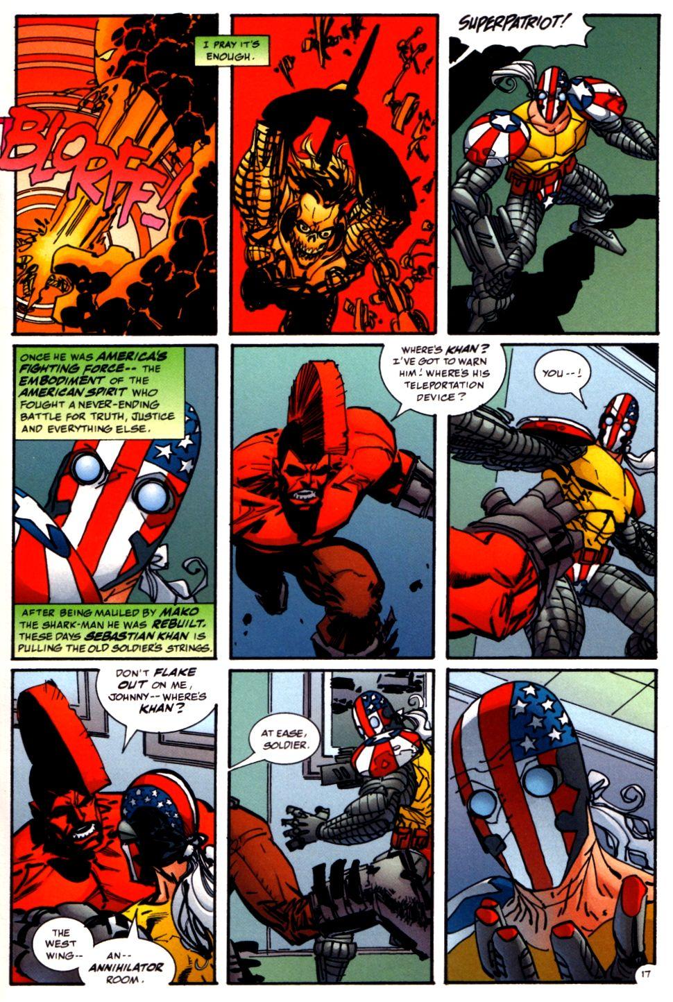 The Savage Dragon (1993) Issue #93 #96 - English 17