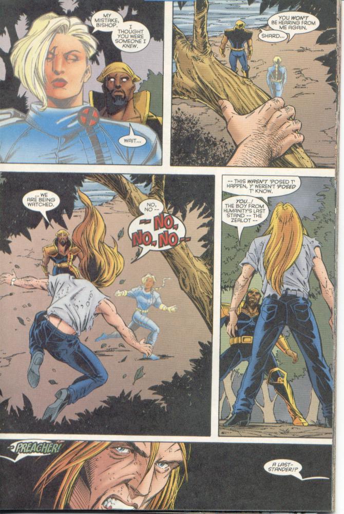 Read online Uncanny X-Men (1963) comic -  Issue # _Annual 1996 - 24