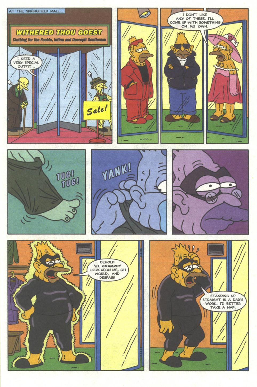 Read online Simpsons Comics comic -  Issue #37 - 8