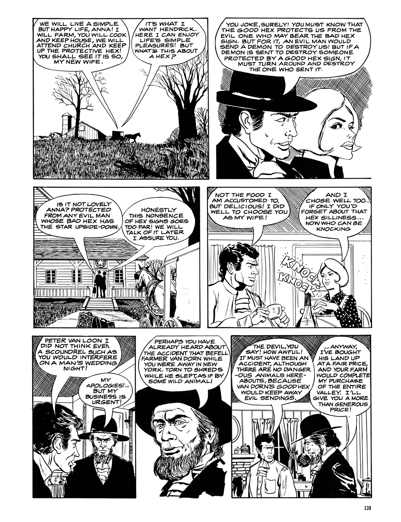 Read online Eerie Archives comic -  Issue # TPB 5 - 140