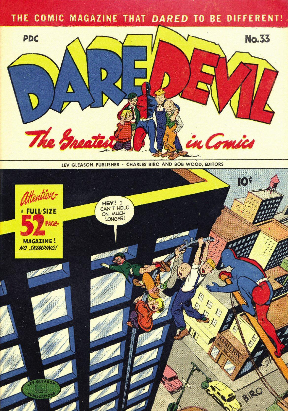 Daredevil (1941) 33 Page 1