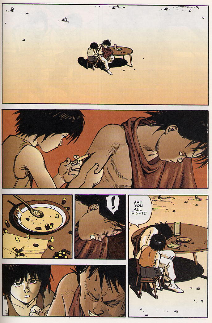 Read online Akira comic -  Issue #19 - 58