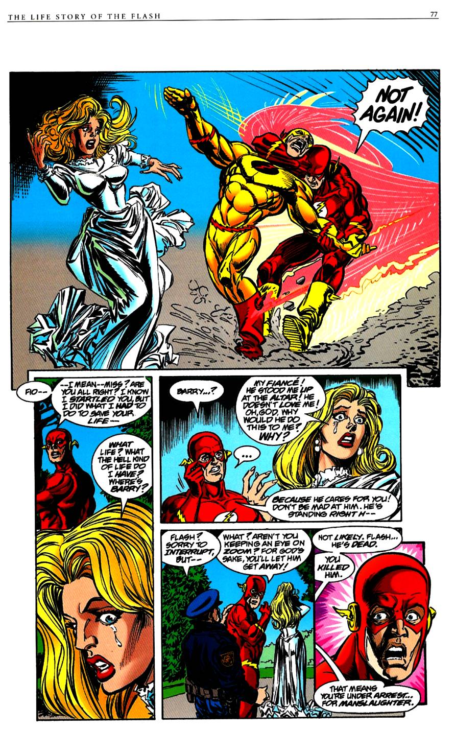 Read online The Life Story of the Flash comic -  Issue # Full - 79