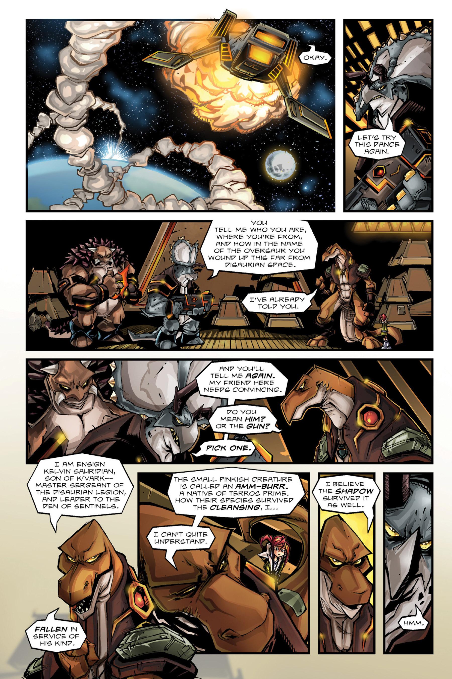 Read online Rexodus comic -  Issue # Full - 35