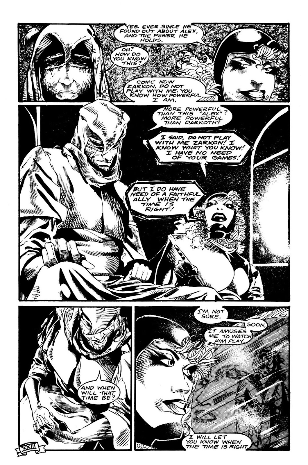 The Realm (1986) issue 20 - Page 27