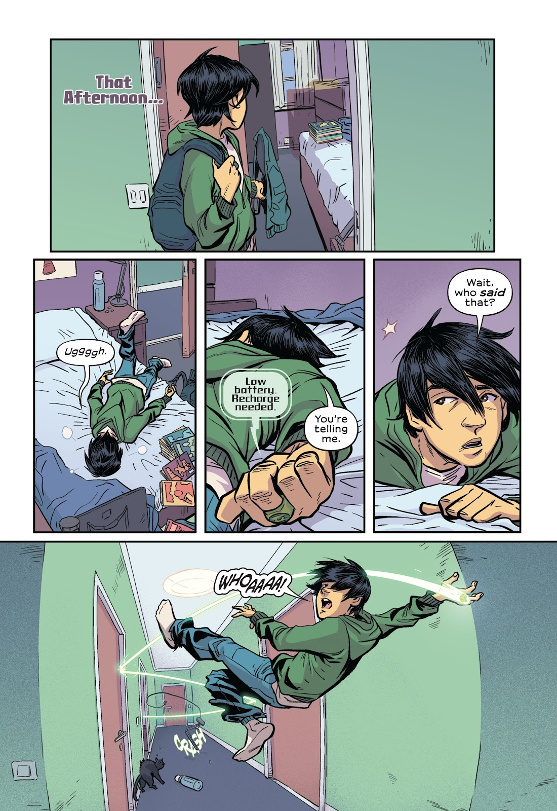 Read online Green Lantern: Legacy comic -  Issue # TPB - 29