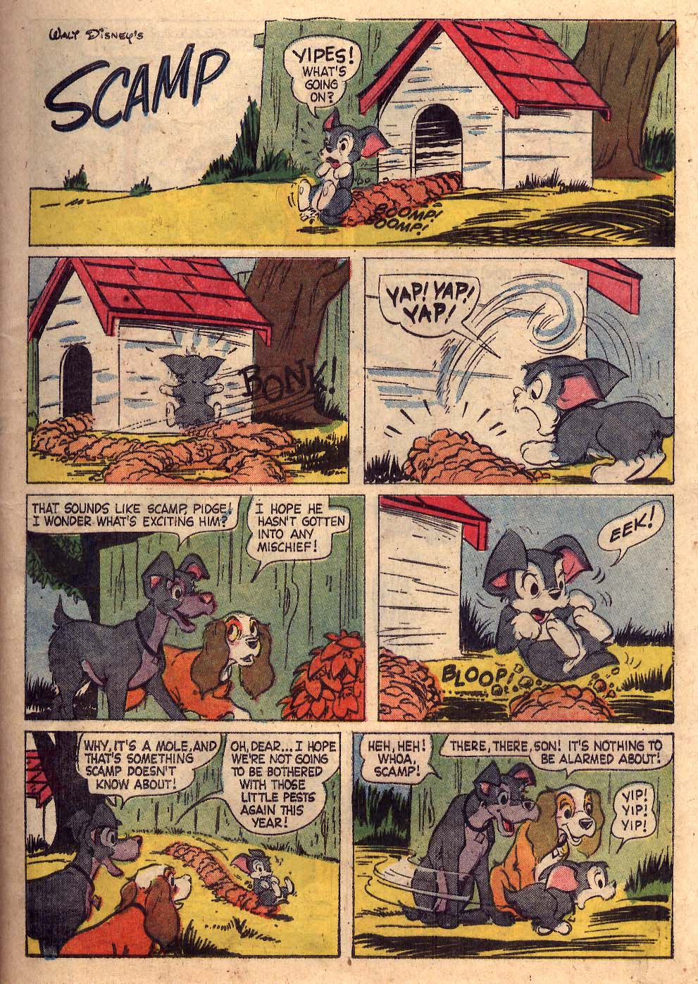 Walt Disney's Comics and Stories issue 224 - Page 13