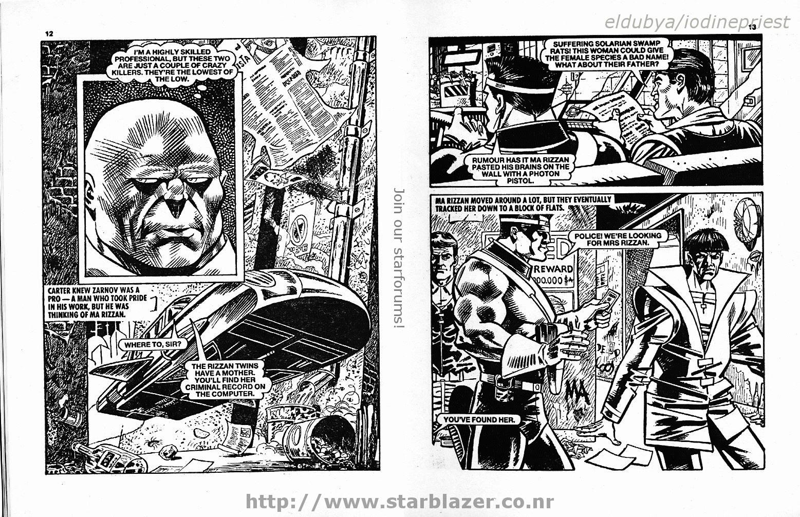 Starblazer issue 280 - Page 8