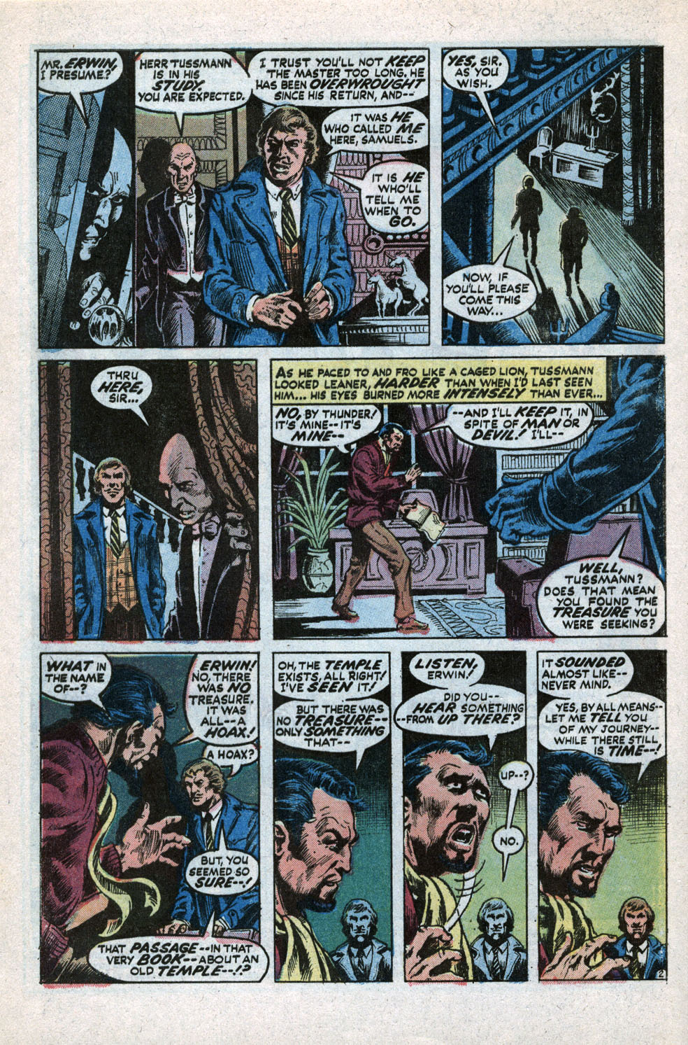 Chamber of Chills (1972) issue 3 - Page 4