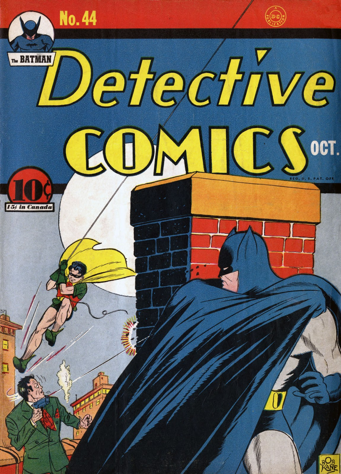 Detective Comics (1937) 44 Page 1