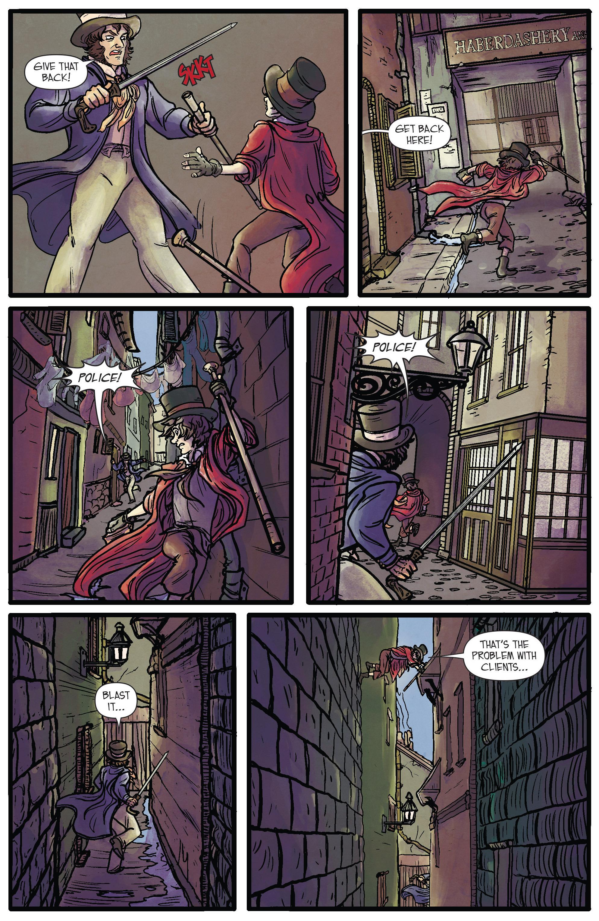 Read online Artful comic -  Issue #1 - 12
