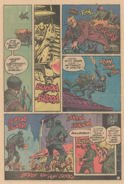 Read online Sgt. Rock comic -  Issue #356 - 12