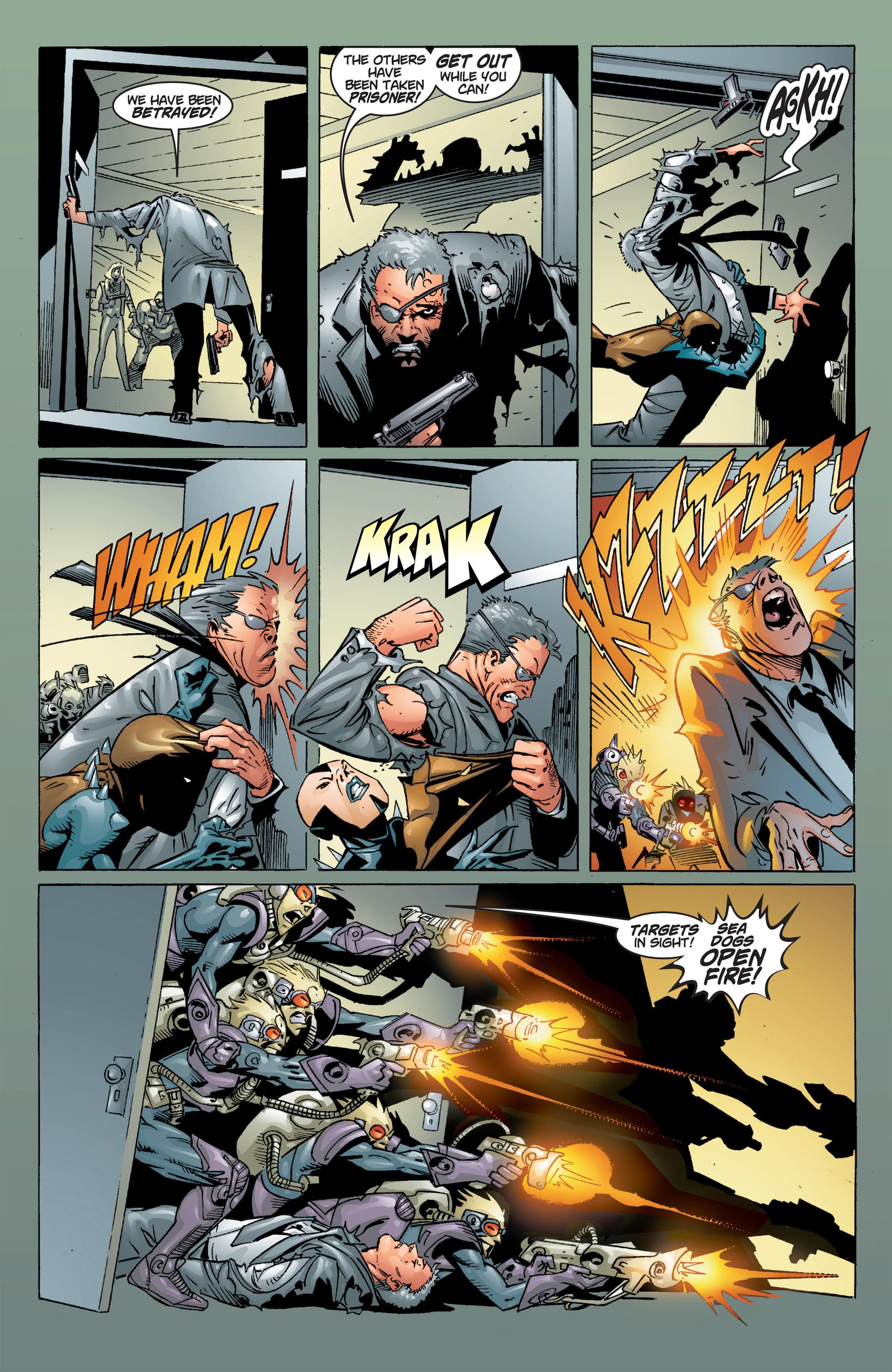 Read online Uncanny X-Men (1963) comic -  Issue #384 - 18