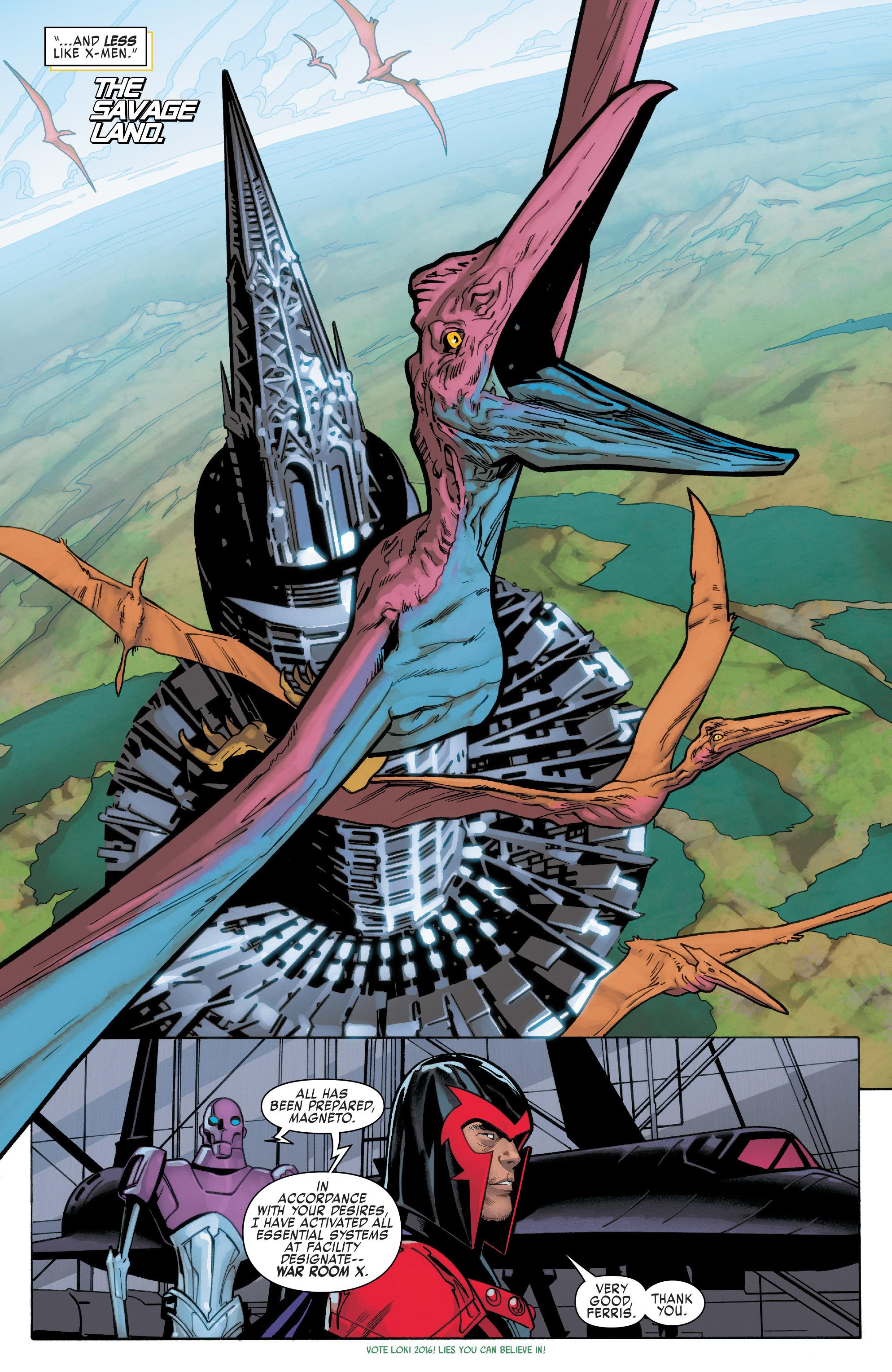 Read online Uncanny X-Men (2016) comic -  Issue #5 - 16