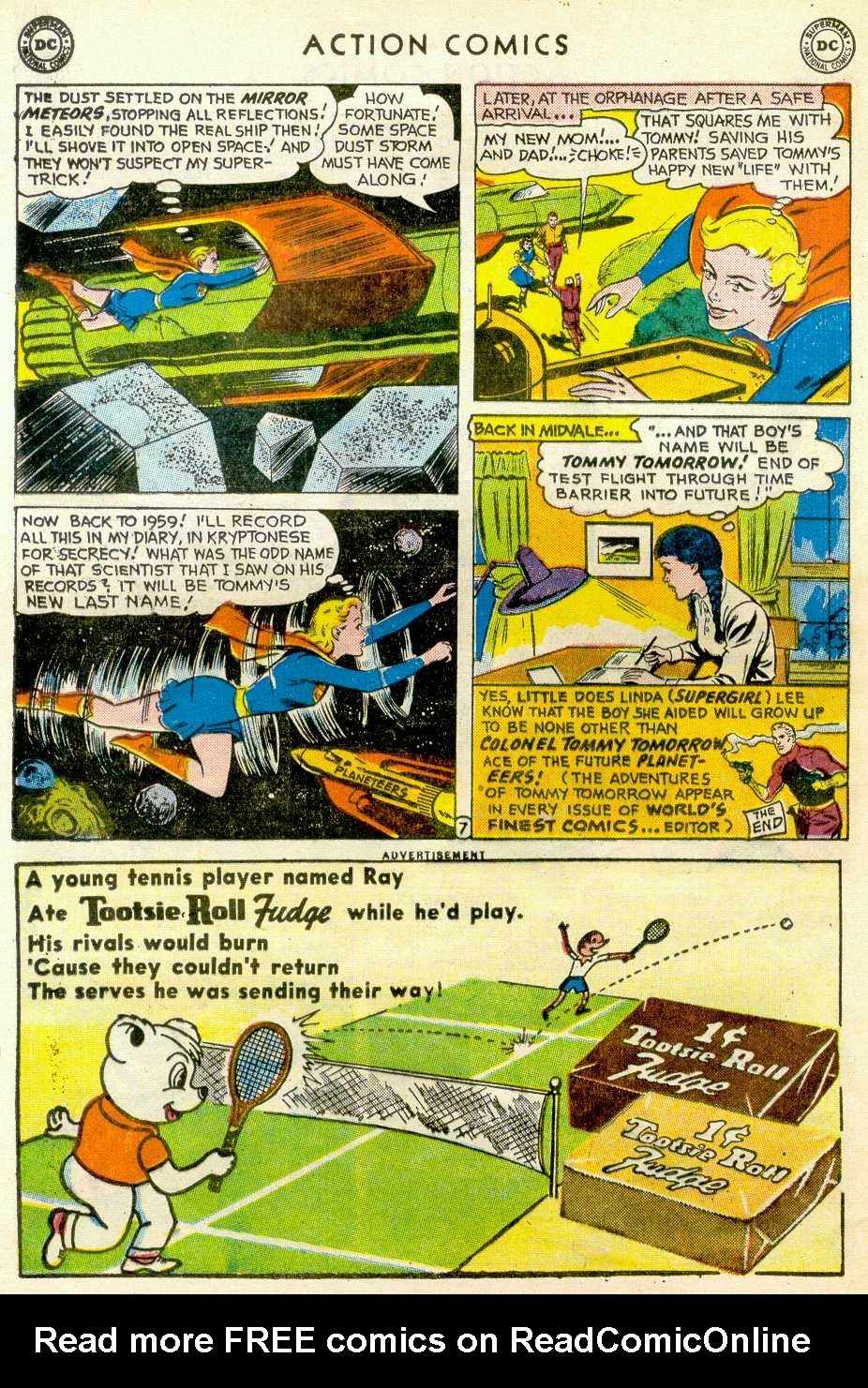 Action Comics (1938) 255 Page 31