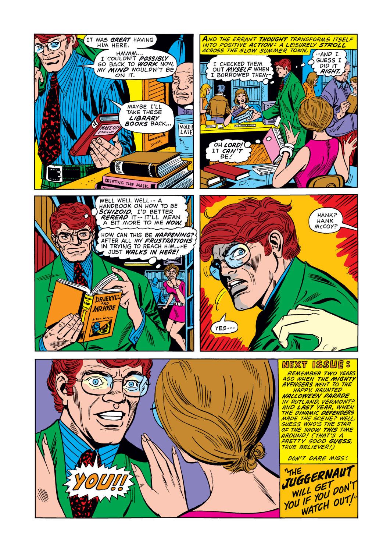 Read online Amazing Adventures (1970) comic -  Issue #15 - 21