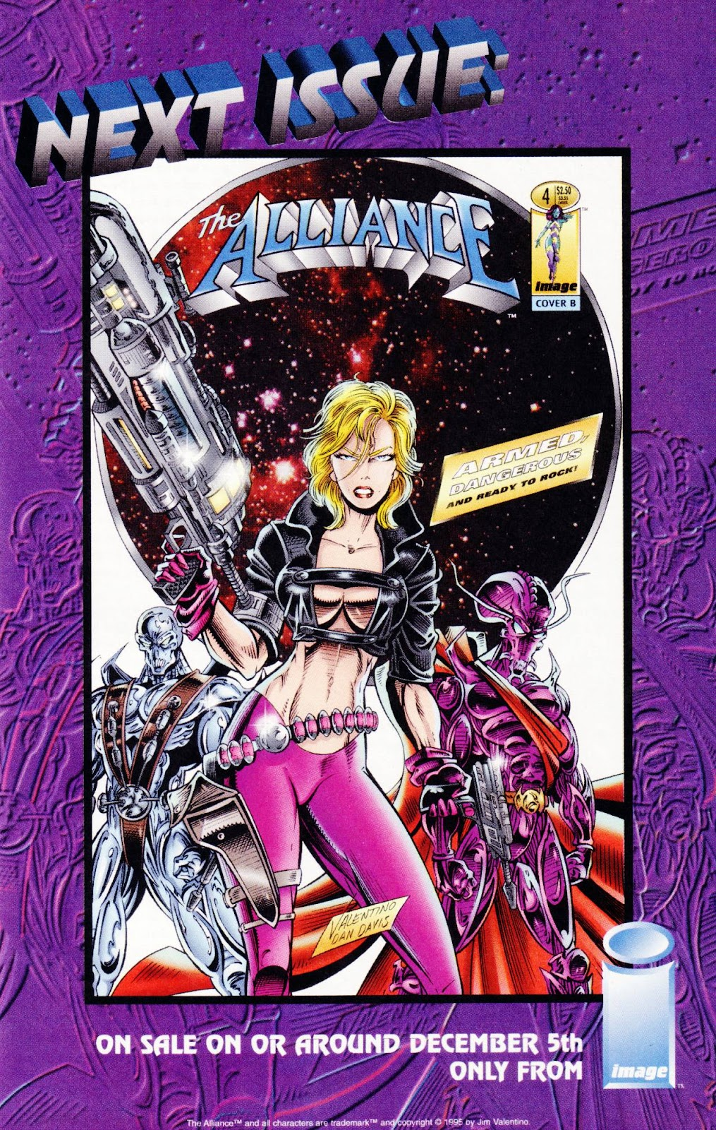 Read online The Alliance comic -  Issue #3 - 25