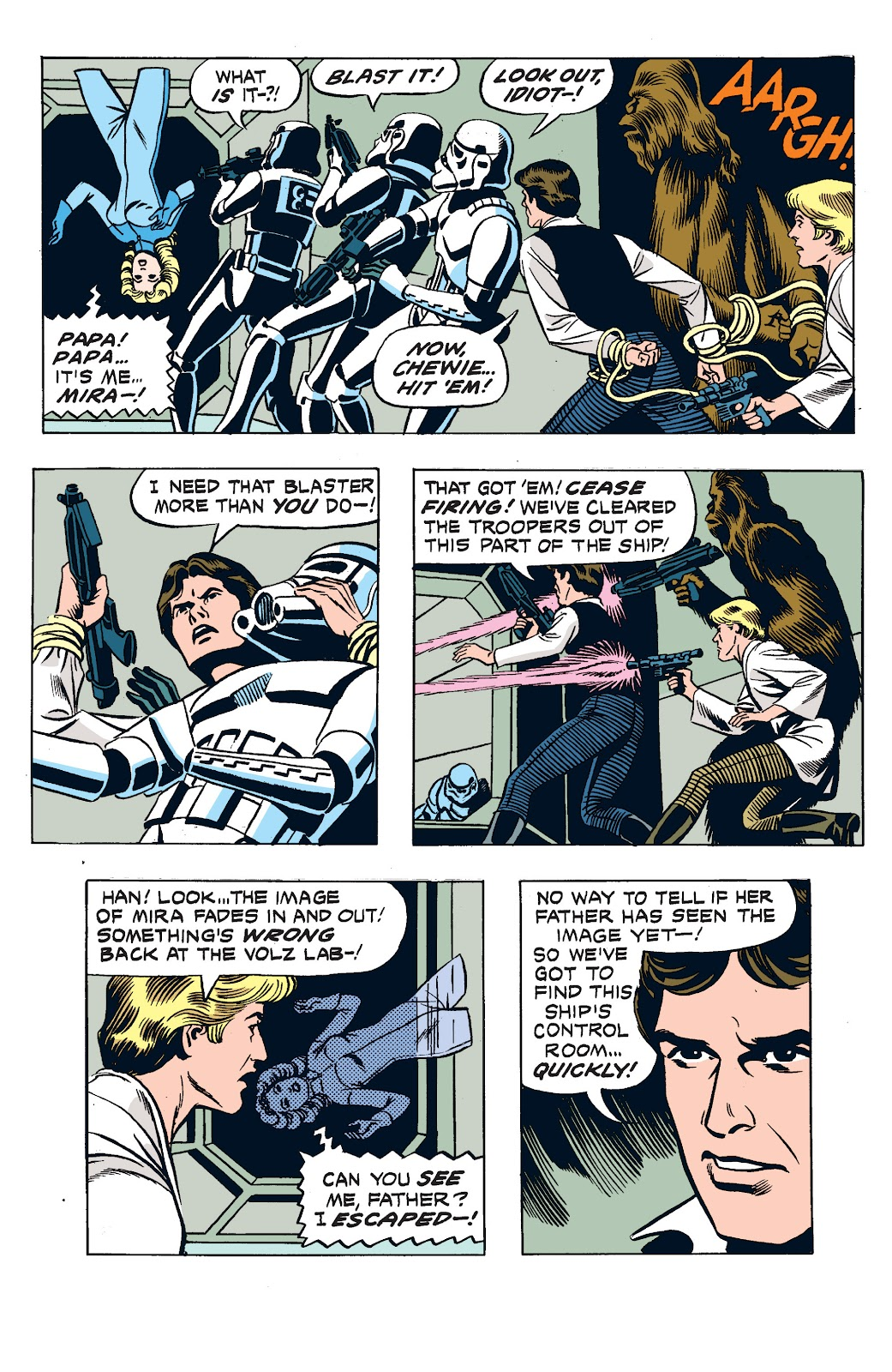 Read online Star Wars Legends: The Newspaper Strips - Epic Collection comic -  Issue # TPB (Part 2) - 95