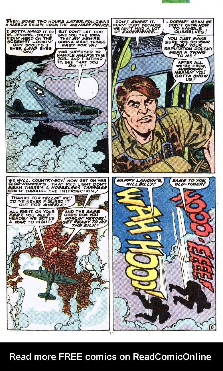 Read online Sgt. Fury comic -  Issue #164 - 13