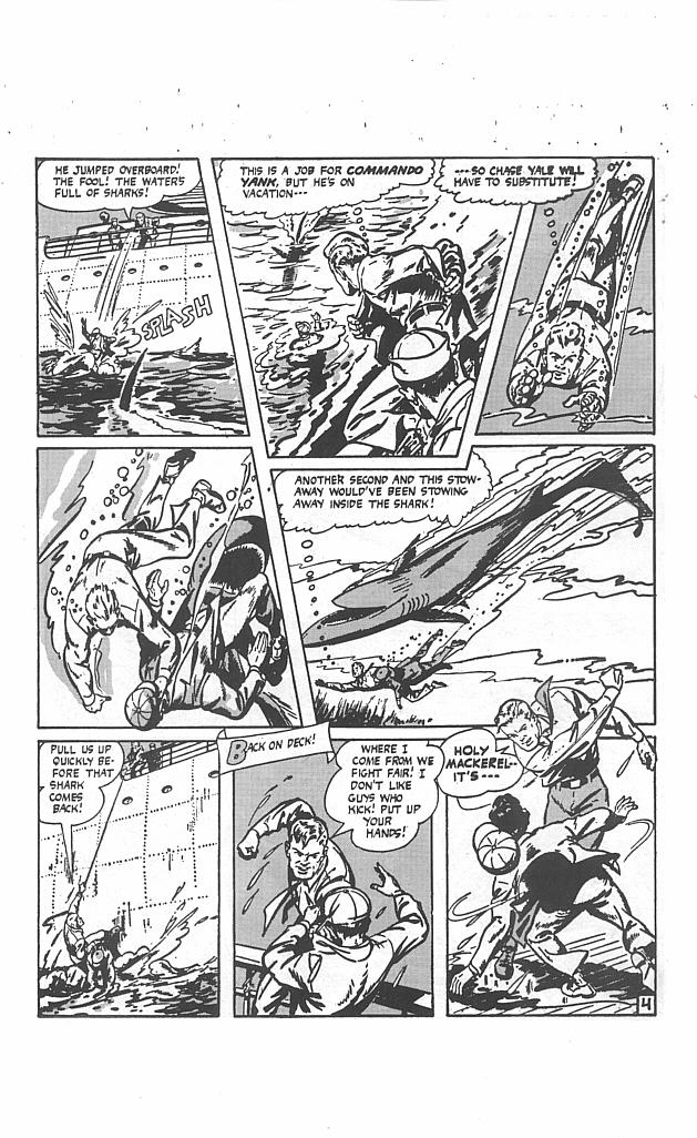 Read online Golden-Age Men of Mystery comic -  Issue #4 - 13
